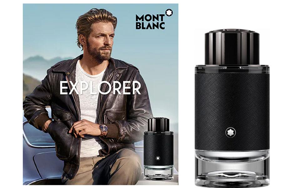 مون بلان اکسپلورر (Mont Blanc Explorer)، انتخاب بسیار درستی برای بهار و تابستان است.