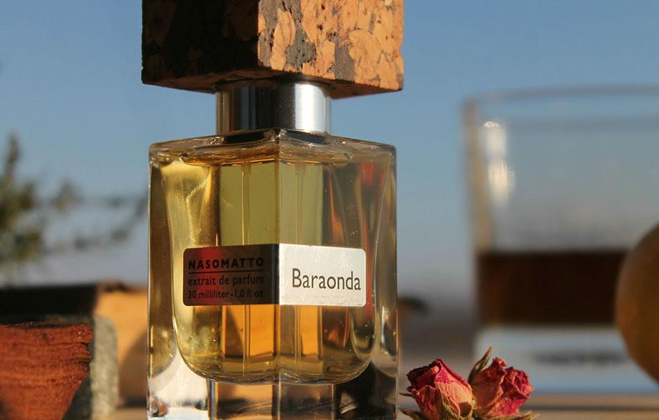 عطر ادکلن باروندا زنانه و مردانه (Nasomatto Baraonda) رایحه بی نظیری دارد