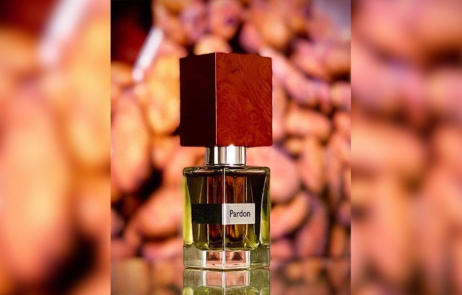 عطر ادکلن ناسوماتو پاردون (Nasomatto Pardon) یک عطر مردانه است که در گروه بویایی چوبی شرقی قرار گرفته است.