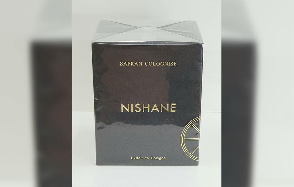 عطر نیشان سفران کولونایز Nishane Safran Colognise، پخش بوی زیادی دارد