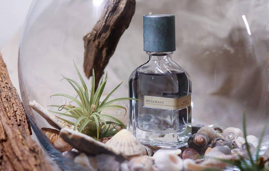 اورتو پاریسی مگامار، نمادی از یک دریای شور است.