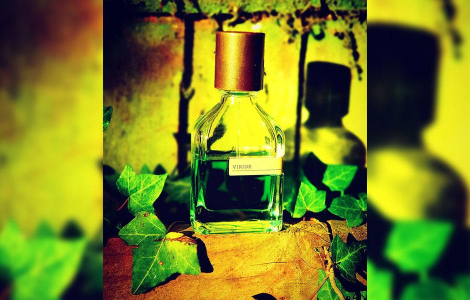 اورتو پاریسی ویرید ... خلقت سبز