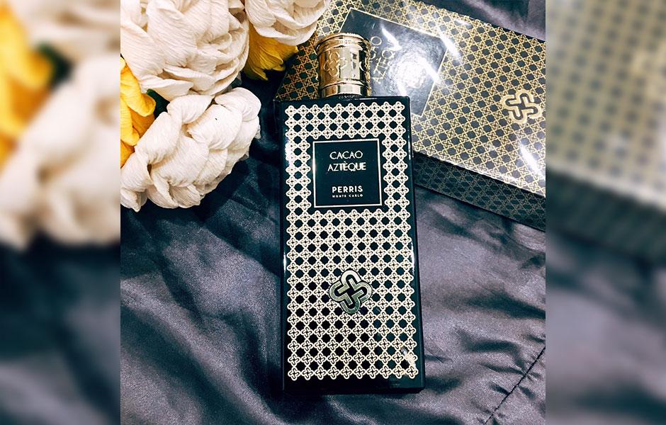 عطر پریس مونت کارلو کاکائو آزتک، مناسب استفاده مشترک خانم ها و آقایان است.
