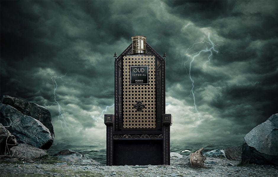 عطر عود امپریال یکی دیگر از عطرهای مجموعه سیاه (Black Collection) برند پریس مونت کارلو می باشد.