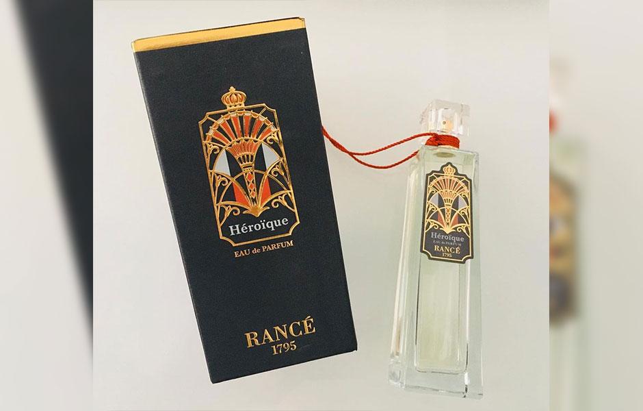 نت های ابتدایی در رنس هرویکا (Rance 1795 heroique) و کرید اونتوس (Creed Aventus) مردانه کاملا منطبق بر هم هستند