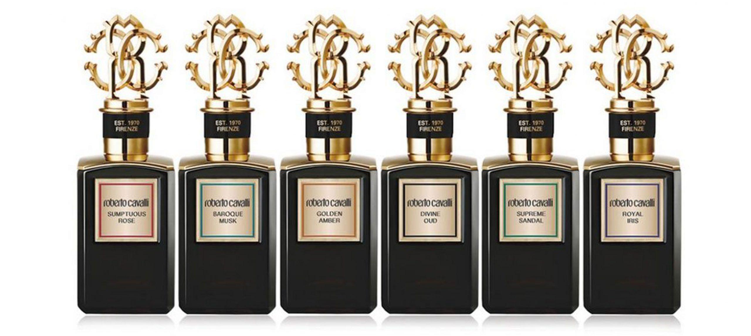 روبرتو کاوالی باروک ماسک تحت کلکسیون Gold Collection روانه بازار شد