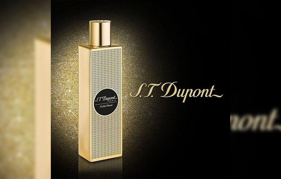 اس تی دوپونت نوبل وود (S.T.Dupont Noble Wood)، از عطرهای گروه بویایی چوبی شرقی است