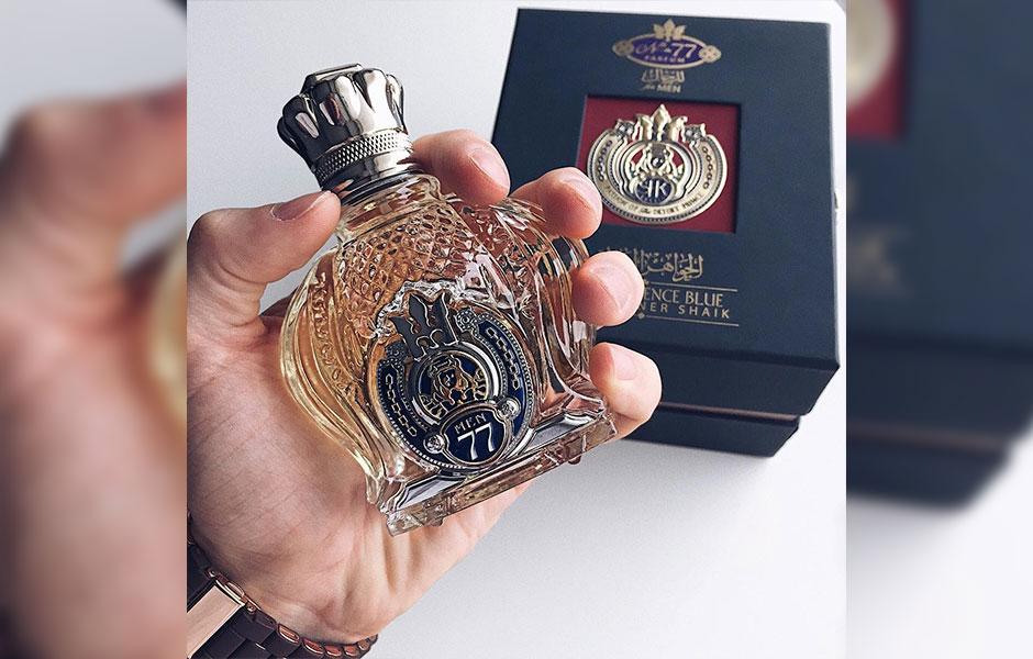 شیخ کلاسیک شماره ۷۷ - شیخ ۷۷، عطری است برای تمام فصول، عطری بدون مرز برای هر مکان و هر زمان.