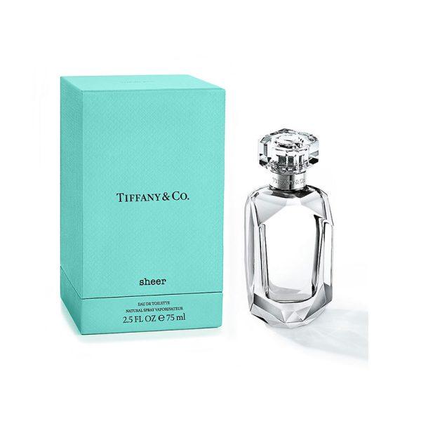 تیفانی اند کو (Tiffany & Co)، رایحه ای زیبا و دلنشین در یک بطری زیبا و خاص است.