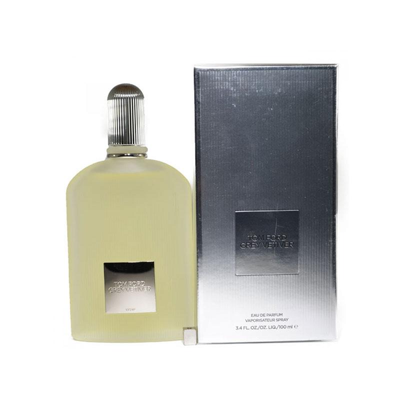 عطر ادکلن تام فورد گری وتیور مردانه (Tom ford Grey Vetiver)، از معروف ترین عطرهای برند آمریکایی تام فورد است که در سال 2009 به بازار عطر و ادکلن معرفی شد.