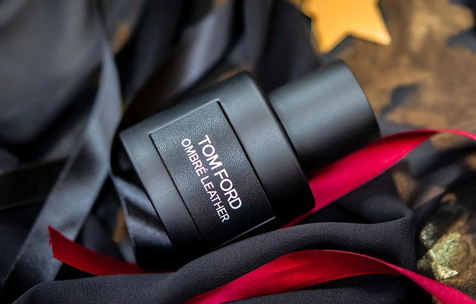 امبر لدر Tomford Ombre leather یک عطر چرمی است