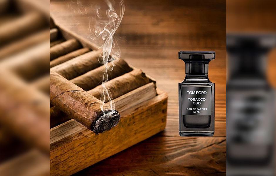 عطر ادکلن توباکو عود (Tom ford Tobacco oud) در گروه بویایی چوبی ادویه ای قرار گرفته است