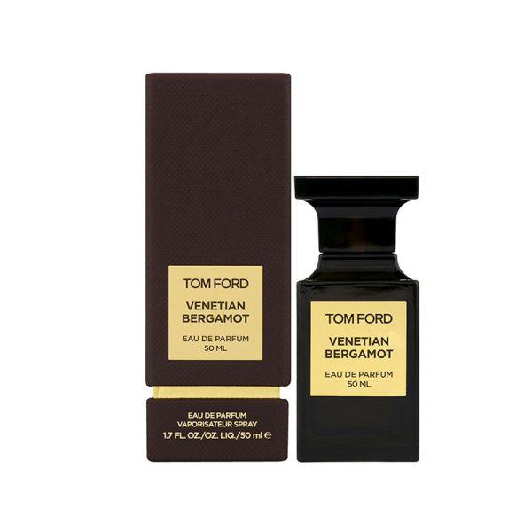 عطر ادکلن تام فورد ونشن برگاموت زنانه و مردانه (Tom Ford Venetian Bergamot)، از عطرهای با کیفیت برند آمریکایی تام فورد است