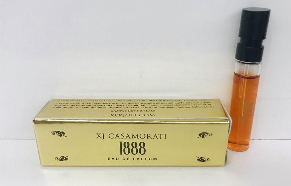 سمپل اورجینال زرجف کازاموراتی 1888 طبع گرمی دارد.
