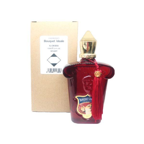 تستر اورجینال زرجف کازاموراتی بوکت آیدل زنانه (Xerjoff Casamorati Bouquet Ideale)، از معروف ترین و محبوب ترین عطرهای کلکسیون کازاموراتی ۱۸۸۸ برند ایتالیایی زرجف است.