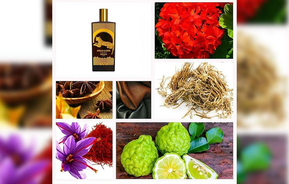 ادکلن آفریکن لدر عطر و بویی از هل ادویه ای دارد که به تند تر شدن رایحه آن کمک می کند، یک شیرینی تند جذاب.