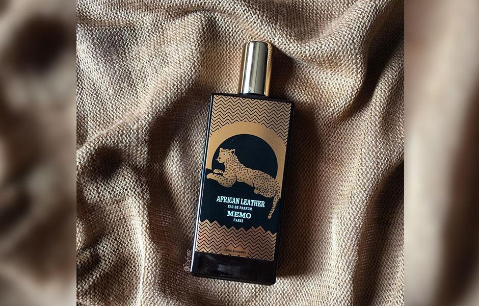 رایحه Memo African Leather Sample نیز تند و ادویه ای است.